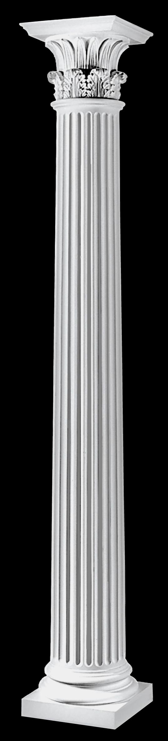 The gallery for greek column png for Architectural wood columns