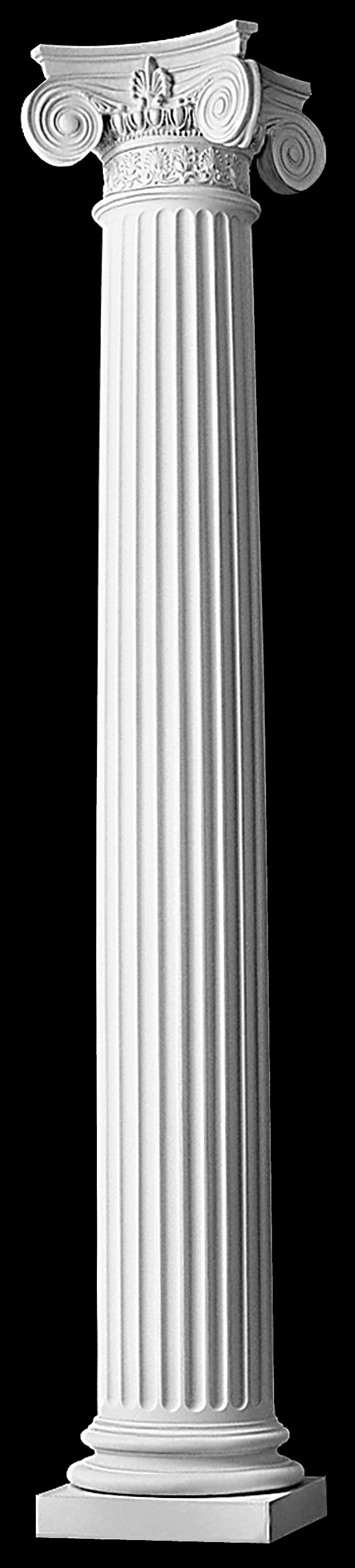 Chadsworth Columns Empire With Necking Wood Columns