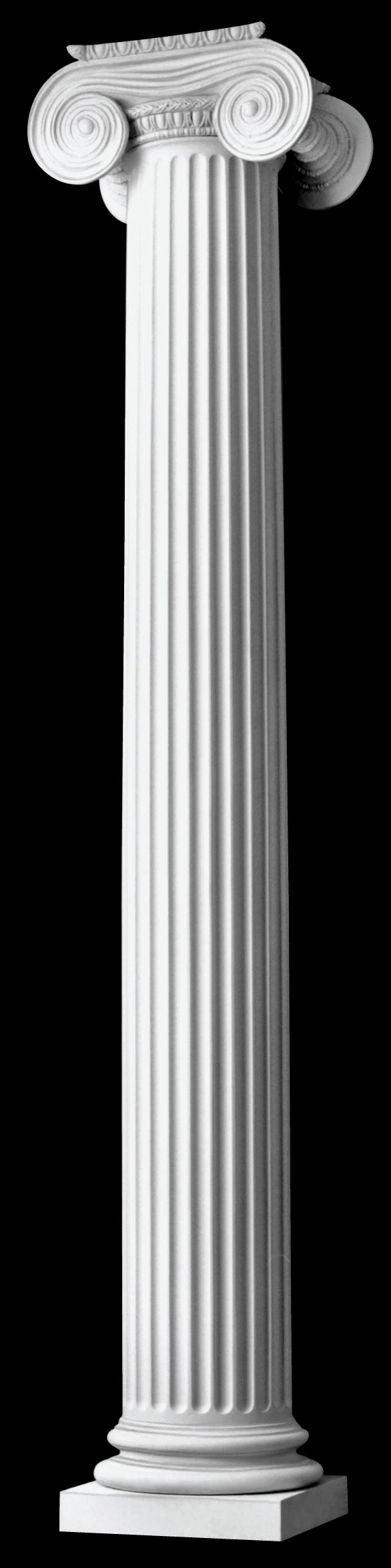 Chadsworth 39 s fluted greek erechtheum wood columns for Architectural wood columns
