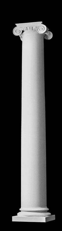 Structural Fiberglass Columns : Chadsworth columns fiberglass roman ionic load