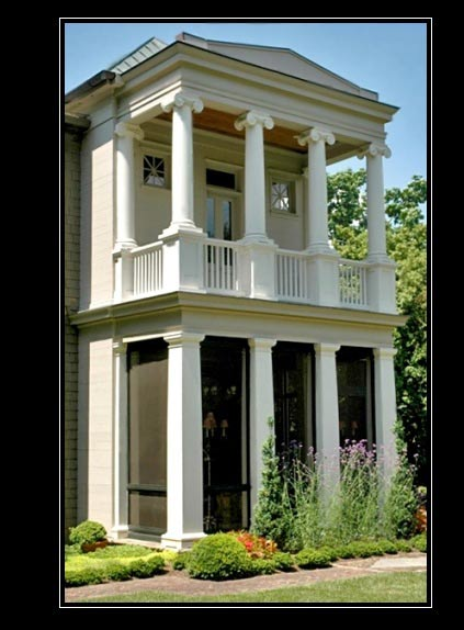Exterior columns architectural columns structural for Exterior decorative columns