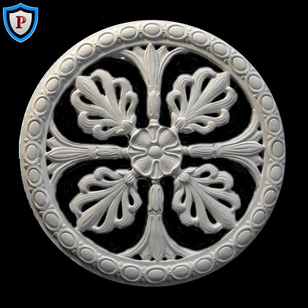 Architectural millwork plaster wall ceiling medallion designs for Architectural medallions exterior