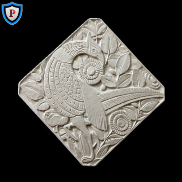 Plaster Wall Plaque Design Plaster Paintable Decorations
