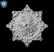 French Style Plaster Medallion