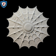 Plaster Decorative Colonial Medallion