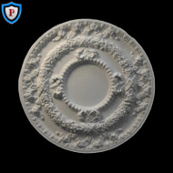 Plaster Medallion - French Style - 30-1/2