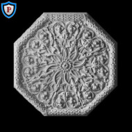 Plaster Ceiling Medallion Design