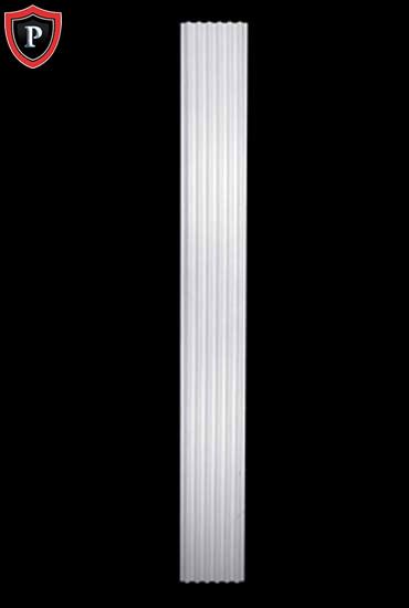 Entryway exterior urethane pilaster chadsworth columns for Polyurethane columns