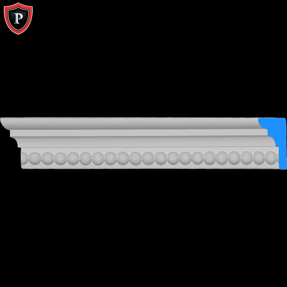Our Polyurethane Chair Rail Moldings Are Paint-Grade