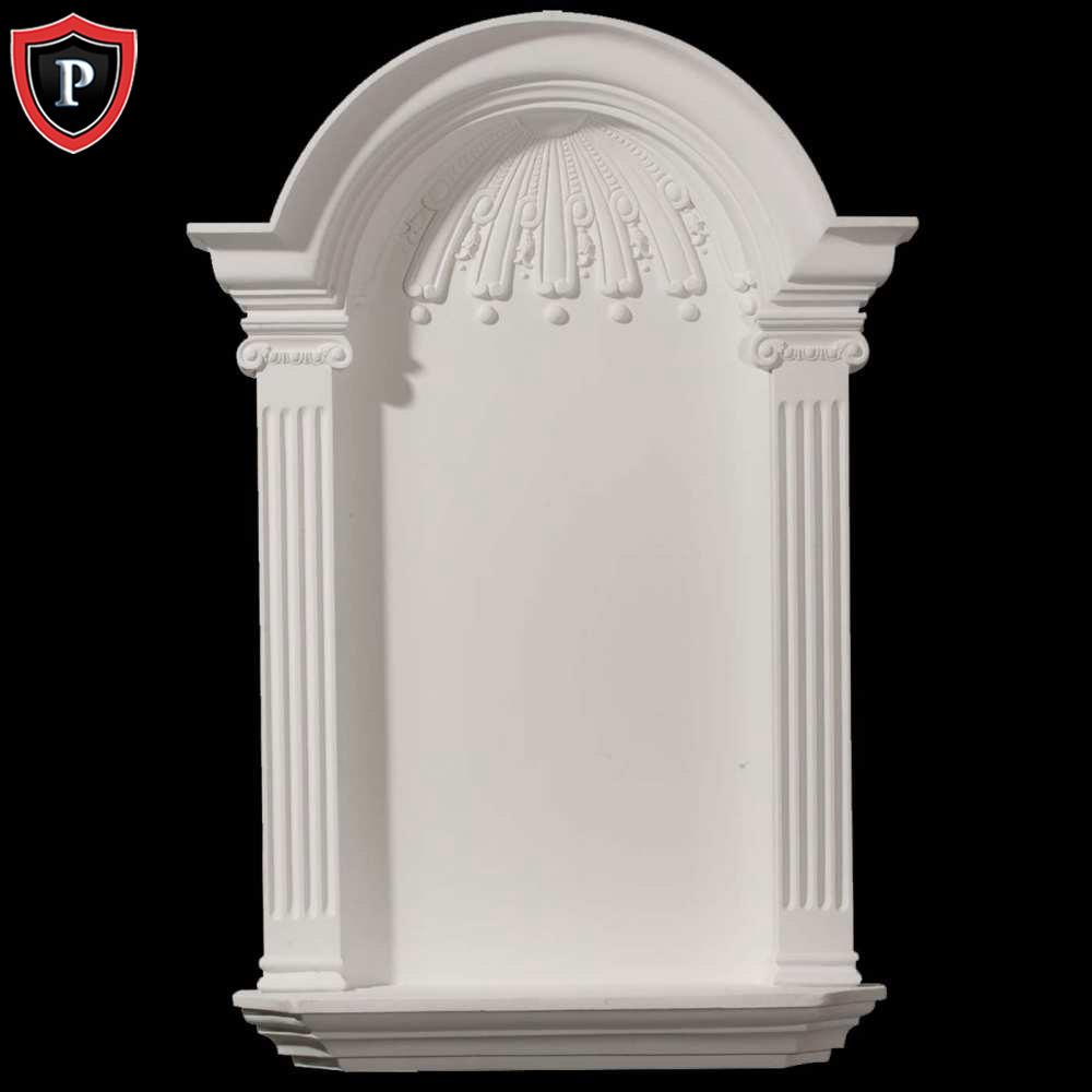 Niche designs polyurethane decorative interior niche for Polyurethane columns