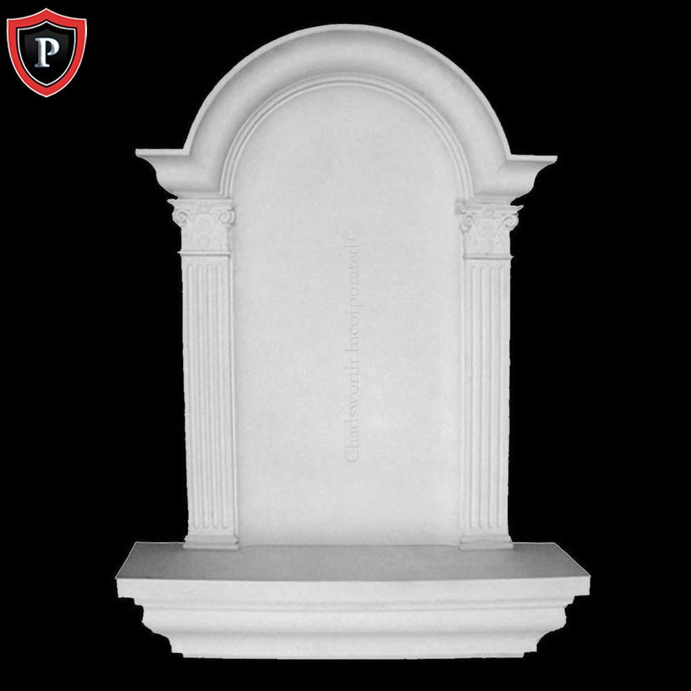 Large waltz wall niche surface mount interior wall niches - Wall niches ...
