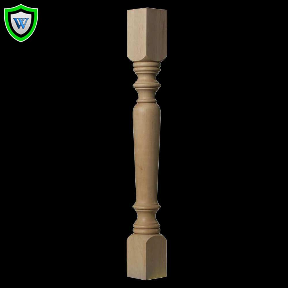 Kitchen Columns, Cabinet Columns | Legacy Wood Column Design
