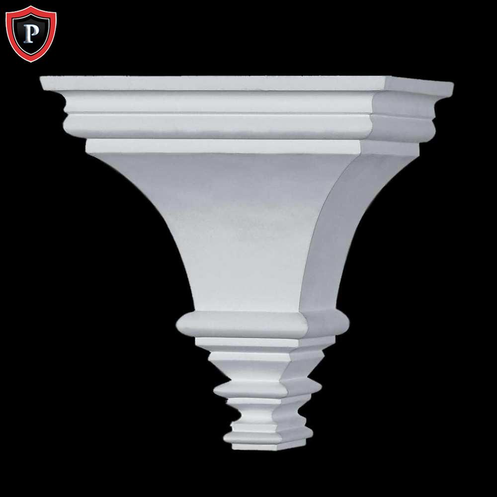 Corbel designs 7 1 8 w x 5 1 8 d x 7 1 2 h traditional sconce corbel 1 800 486 2118 for Decorative corbels interior design