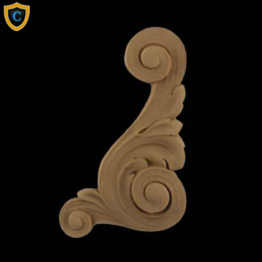 Exceptional Decorative Composition Stair Brackets | Design #SB 94031 6