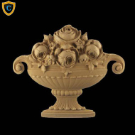 Onlays | Decorative Urn Onlay Designs