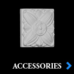 Decorative Exterior & Interior Entryway Accessories - Polyurethane Home Accents - Shop.columns.com - 1-800-486-2118