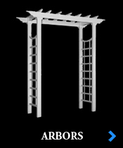 Garden Arbors by Chadsworth Columns: shop.columns.com