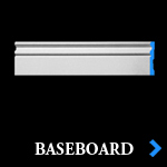 Baseboard Moldings - Architectural and Classic Designs - Chadsworth Columns: 1.800.265.8667