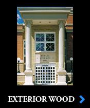 Architectural Wood Columns, Interior Wood Columns, Exterior Wood Columns Part 77