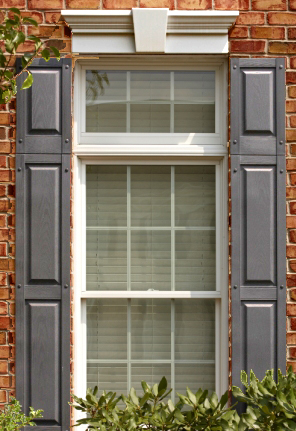 Exterior window headers bing images for Exterior keystone molding