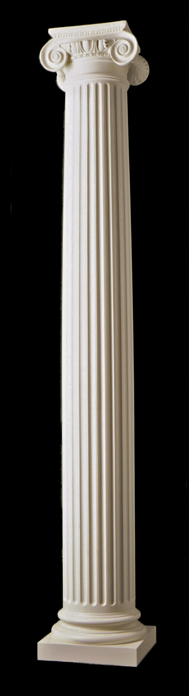 Ionic Columns The Image Kid Has It