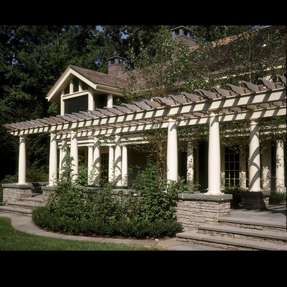 Custom pergolas for weddings events chadsworth columns for Architectural columns