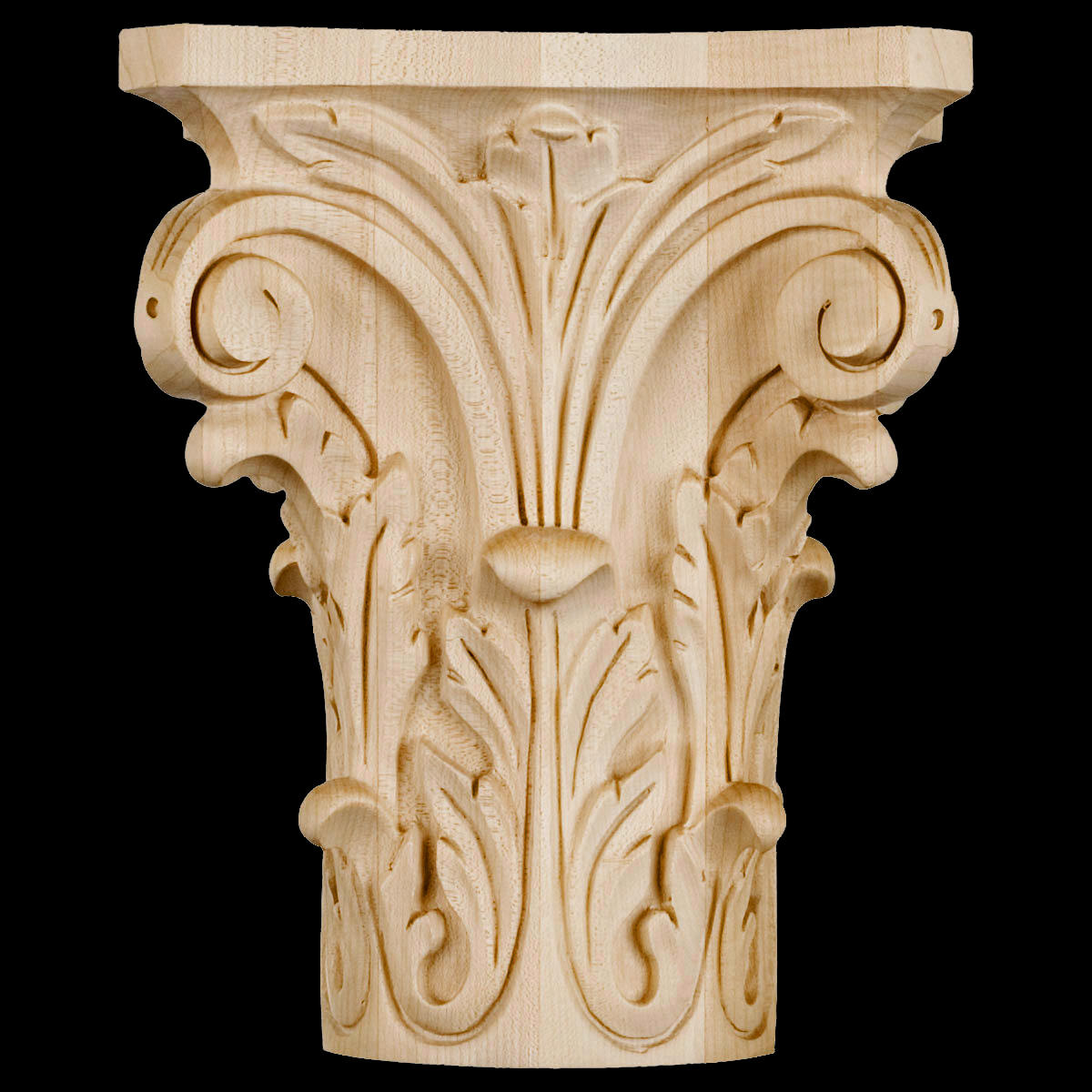 Acanthus Carving and Design http://shop.columns.com/carved-wood-acanthus-capital-1.aspx