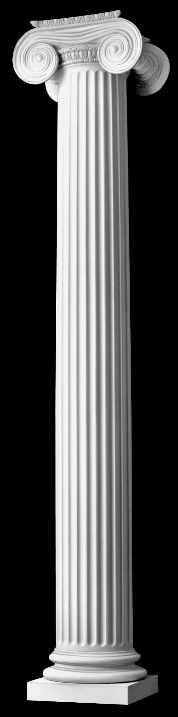 Chadsworth 39 s fluted greek erechtheum wood columns for Architectural wood columns