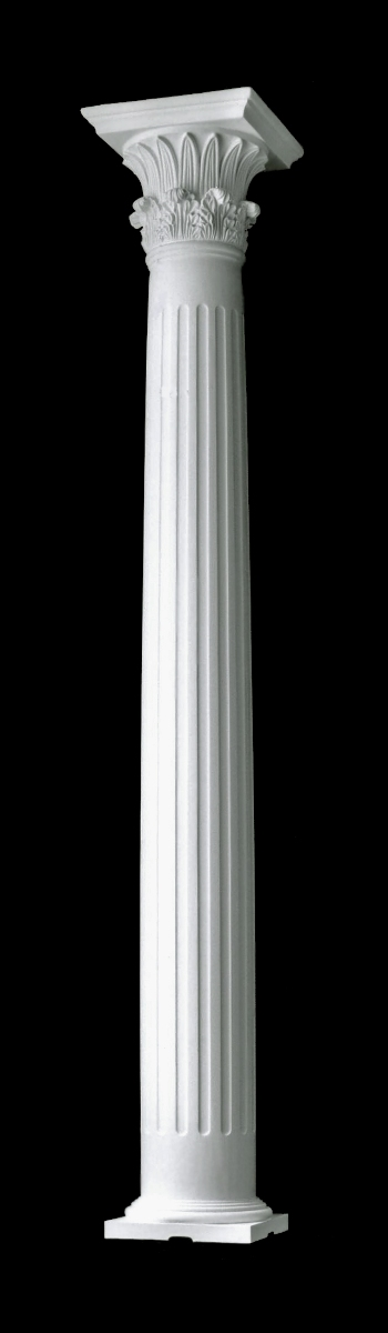 Structural Wood Columns Builder Grade Greek Corinthian
