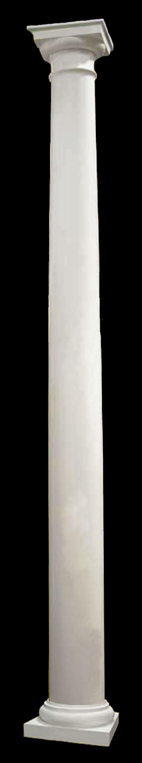 Tuscan frp fiberglass composite exterior columns for Tuscan columns