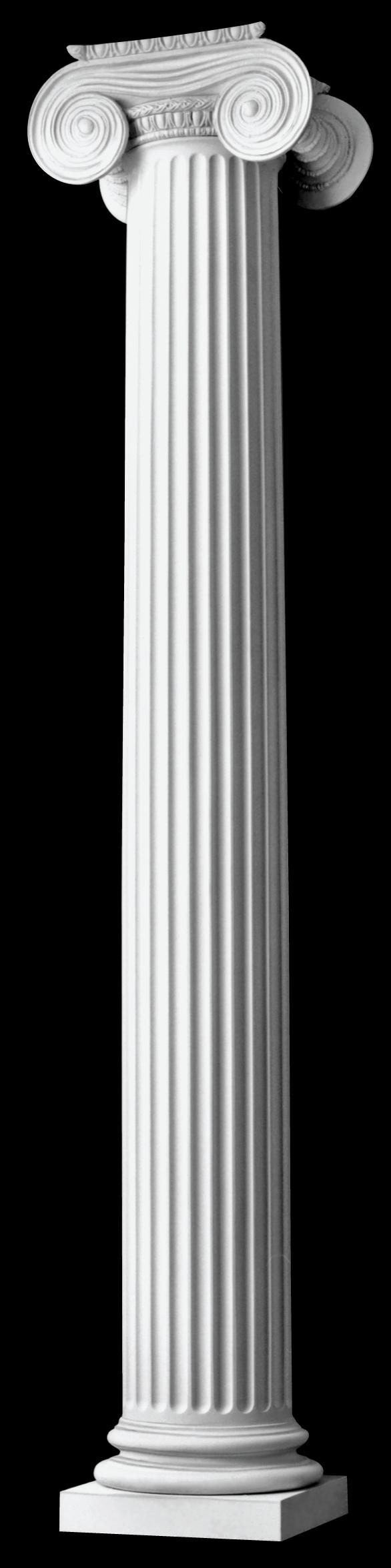 greek columns polystone composite greek erechtheum columns