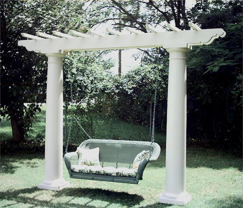 Arbor swing plans free ~ Wooden Plans Design