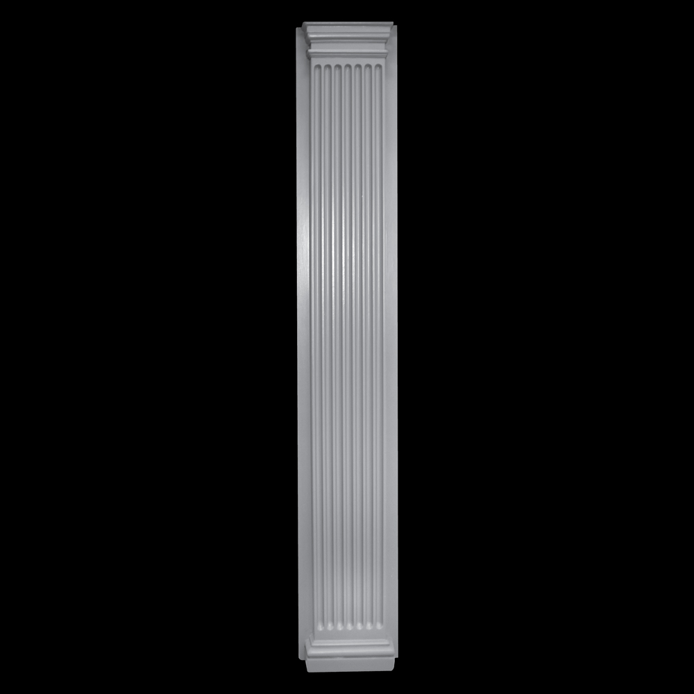 Entryway Pilasters Urethane Material Paint Grade