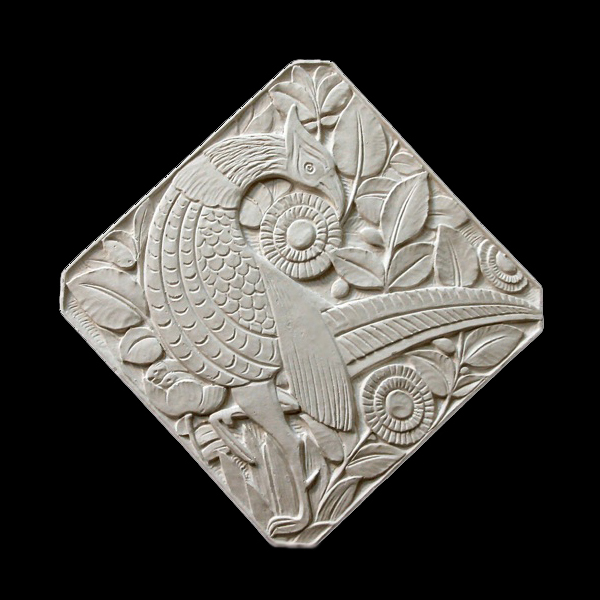 Plaster Wall Plaque Design, Plaster Paintable Decorations