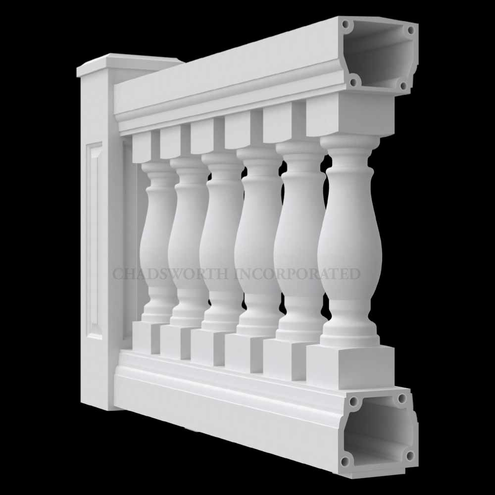 Southern Style Porch Baluster Designs | The Classic ...