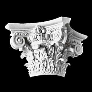 Chadsworth Columns | Cast Resin Modern Composite Capital - Interior & Exterior Cast Resin Capitals