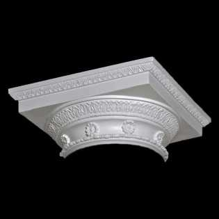 Decorative Roman Renaissance Interior Exterior Column Capital