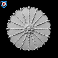 Plaster Medallion - Colonial - 21