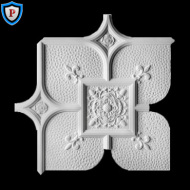 Plaster Ceiling Panel Designs | Old English Design