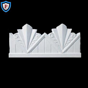 Art Deco Plaster Frieze Molding Design Friezes