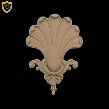 Decorative Shell Accent | SH-F4993-6 | Chadsworth's 1-800-COLUMNS