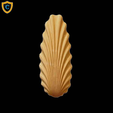 Decorative Shell Accent | SH-1365-6 | Chadsworth's 1-800-COLUMNS