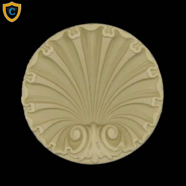 Decorative Shell Accent | SH-1975-6 | Chadsworth's 1-800-COLUMNS