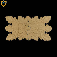 Louis XVI Rectangular Rosette Design, Chadsworth Columns
