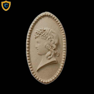 Decorative Cameo Design