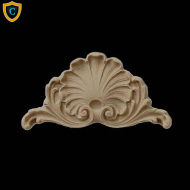 Decorative Shell Accent | SH-F3004-6 | Chadsworth's 1-800-COLUMNS