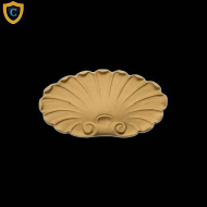 Decorative Shell Accent | SH-F607-6 | Chadsworth's 1-800-COLUMNS