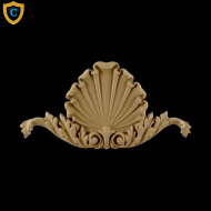Decorative Shell Accent | SH-69511-6 | Chadsworth's 1-800-COLUMNS