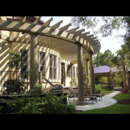 Custom Pergola Design for your outdoor area - Chadsworth Columns: shop.columns.com